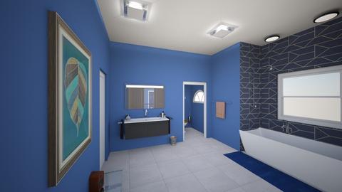 Gym - Bathroom  - by 23ZKeister