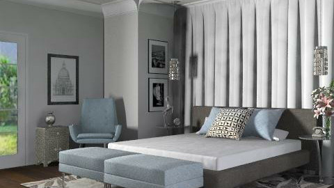 Family Home - Master Bedroom - Classic - Bedroom  - by LizyD