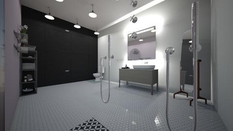 Neutral bedroom - Eclectic - Bathroom  - by urbanlife