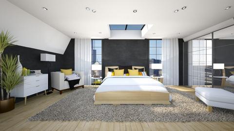 skylight - Bedroom  - by rosanebpf