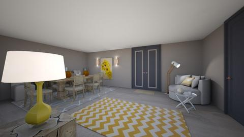Veronika - Living room  - by Ferplace