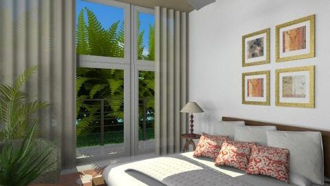 bedroom - Eclectic - Bedroom  - by Novia Ramonde