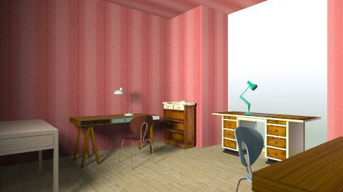 1220 Home Office - Glamour - by Tyrone Carino