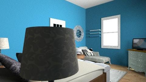 Bedroom - Bedroom - by Claire6