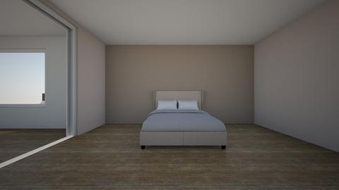 master bedroom - by mutsamutsa