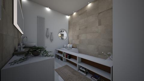 klasyk - Modern - Bathroom - by DERRYS