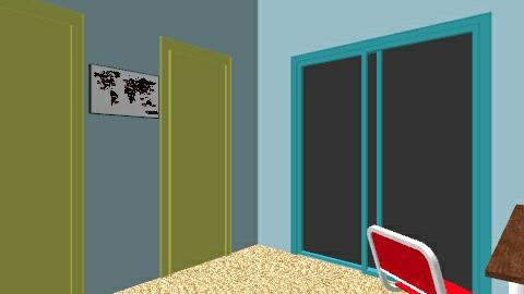 Dream Bedroom - Glamour - Kids room  - by Jadeyrox