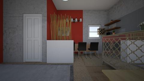 East Gourmet Nook d - Bathroom  - by Trincityredo