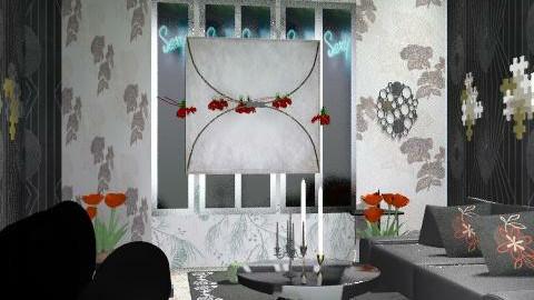 BLACK 5 - Classic - Living room  - by asifgoldpk