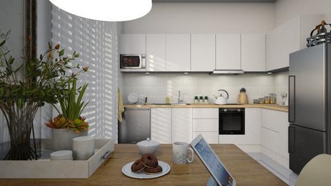 571 - Modern - Kitchen  - by Claudia Correia