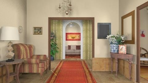 Hallway - Classic - by milyca8