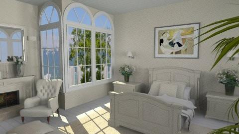 Bedroom002 - Classic - Bedroom  - by Ivana J