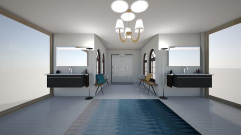 bathroom - Modern - Bathroom  - by DGSAria