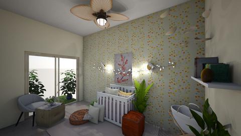 Nursery - Classic - Bedroom - by sonu4life