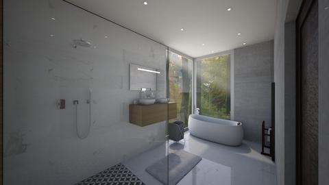 HB V3 - Bathroom  - by valerietegenbos