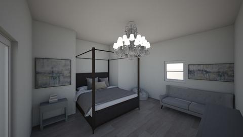 Angle 1 - Bedroom  - by mfishkind
