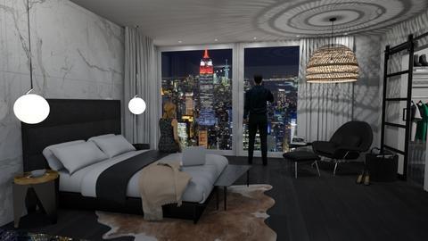 Bedroom - Bedroom - by Teigh Lynn