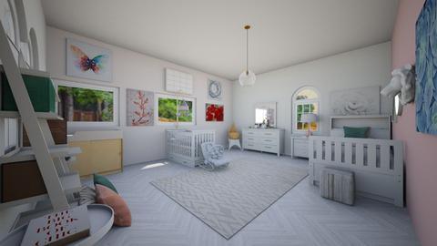 Girls room - Kids room  - by Chayjerad
