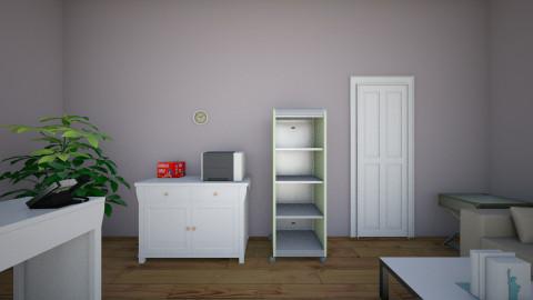 home office - Vintage - Office  - by ellerella2005