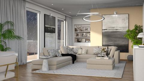 Wendy - Minimal - Living room  - by Claudia Correia