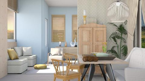 Wood Classic - Country - Dining room  - by Gurns