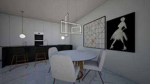 salon - Modern - by Elkamam