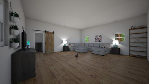 My Living Room - Living room - by mermaid girl2004