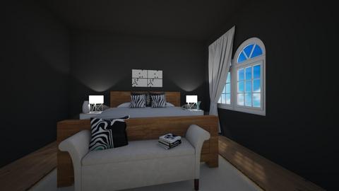 Dark Jewels - Vintage - Bedroom  - by greekgirl37