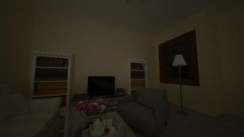 House 2 Remake  - Living room - by DMLights-user-1037168