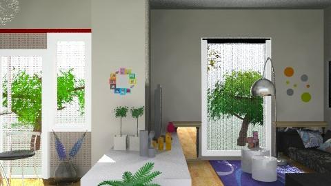 nzrsnzer - Living room - by Melinda Maczucza