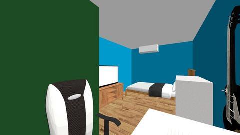 Room Idea 1 - Bedroom  - by Mielly