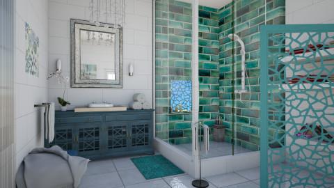 M_Annabelle - Bathroom  - by Sama Elhendy