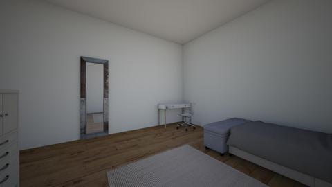 cuarto nuevo - Modern - Bedroom - by carmelamaisterrena