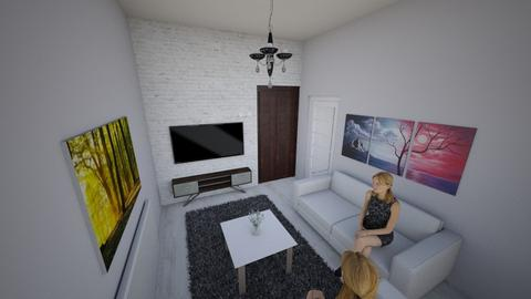 rrefre - Living room  - by filozof