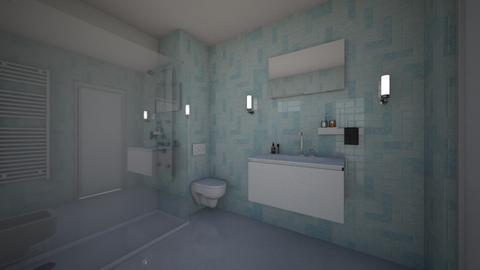 Bagno - Bathroom  - by Valj86