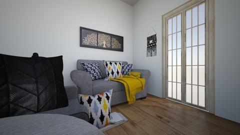 living room - Modern - Living room  - by sakurai