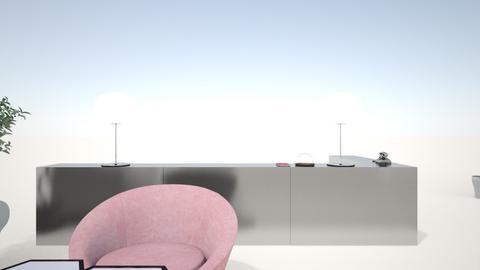 Lobby Link verde rosa - Modern - Office - by danorosas