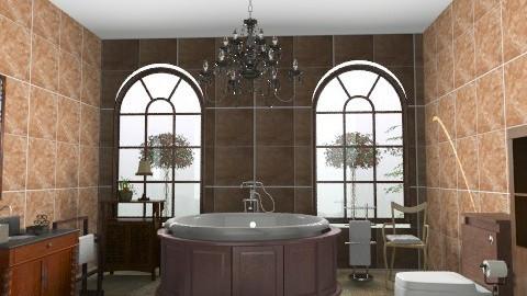bathroom - Classic - Bathroom  - by Aliya Al