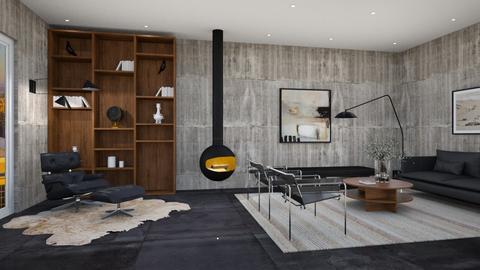 lounge area - by erladisgudmunds