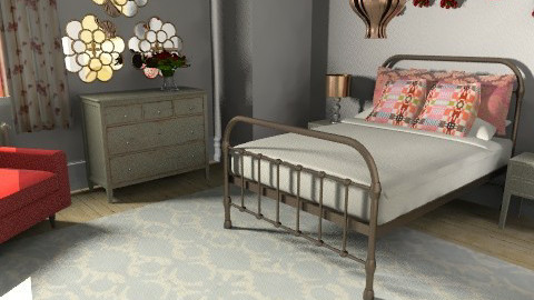 Annie - Eclectic - Bedroom  - by allysonrose