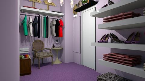 Closet Getaway - by KarJef