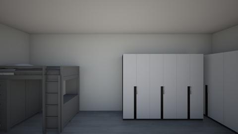 kitchen - by maelie20