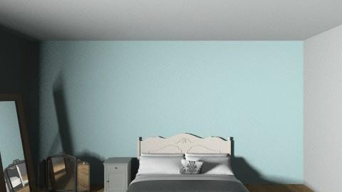 vintage room - Retro - Bedroom  - by Luli Eriji