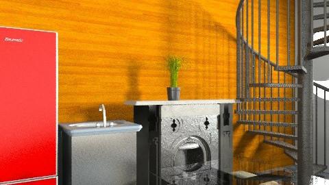 jacob palmer - Retro - Kitchen  - by FACS class