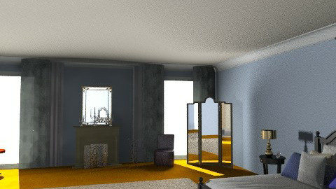 Gossip girl (Blair waldorf) inspired bedroom - Vintage - Bedroom  - by faisondesigns