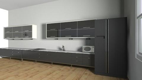 asdfghuj - Modern - Kitchen - by anagomes