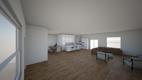 Main Floor - by Teigh Lynn