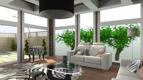 final - Living room - by eke Rebecca