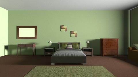 Dream Nature - Classic - Bedroom  - by Fatima15