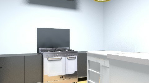 marcia - Eclectic - Kitchen  - by marcial